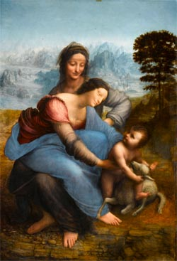Vinci Léonard de (1452-1519)