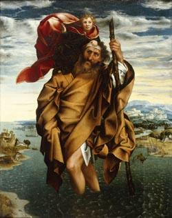 Joachim PATINIR (Dinant ?, ca. 1485 - Anvers, 1524) et Quentin METSYS (Louvain, 1466 - Anvers, 1530) [attribué à]