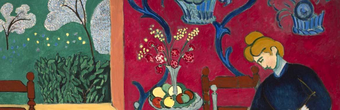 Catalogue exposition Matisse. comme un roman au Centre Pompidou, Paris