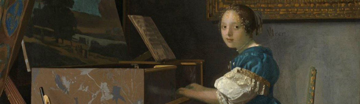 exhibition Cataloque Vermeer and the Masters of Genre Painting