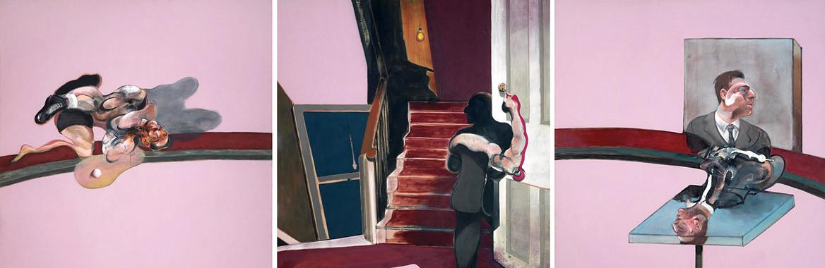 Exhibition Catalogue Francis Bacon en toutes lettres, Centre Pompidou