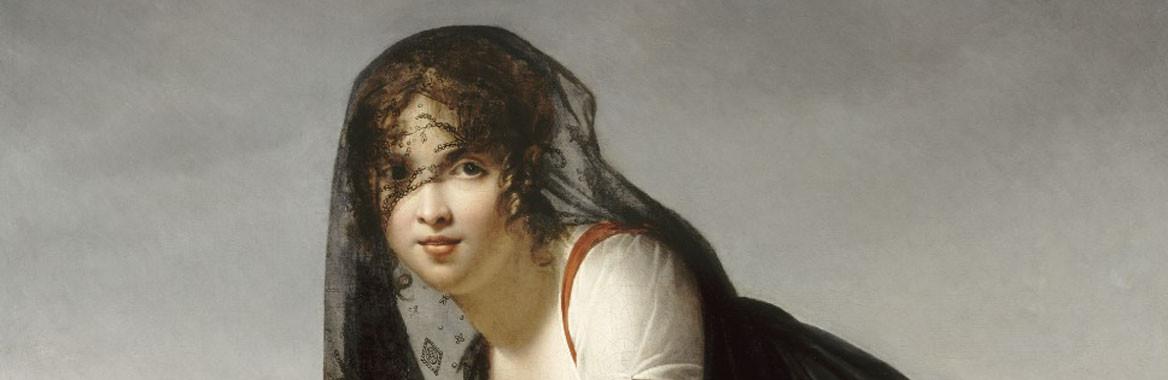Catalogue exposition Peintres femmes 1780-1830
