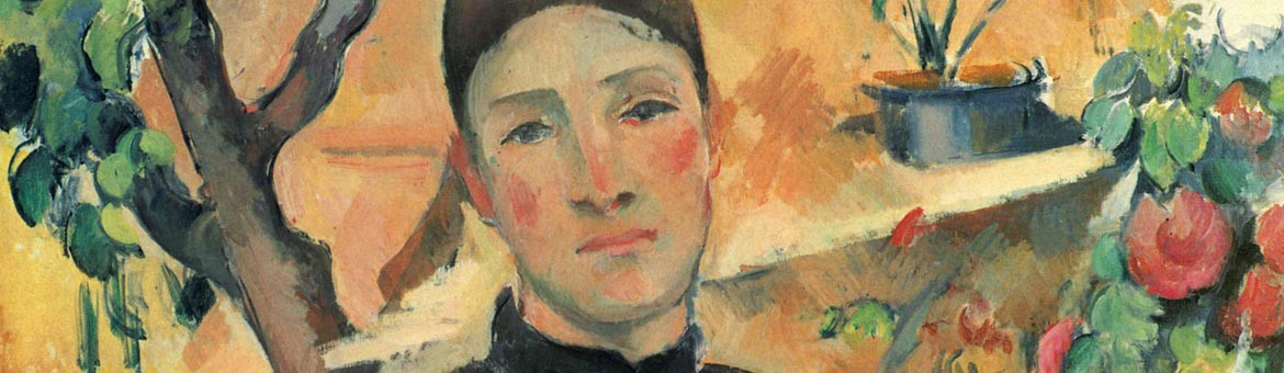 Cataloque Cézanne. Portraits