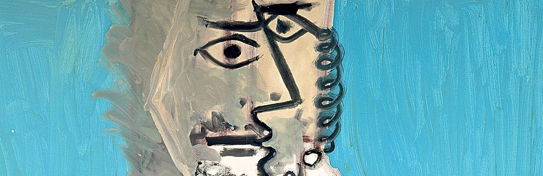exhibition Picasso Voyages imaginaires, Marseille