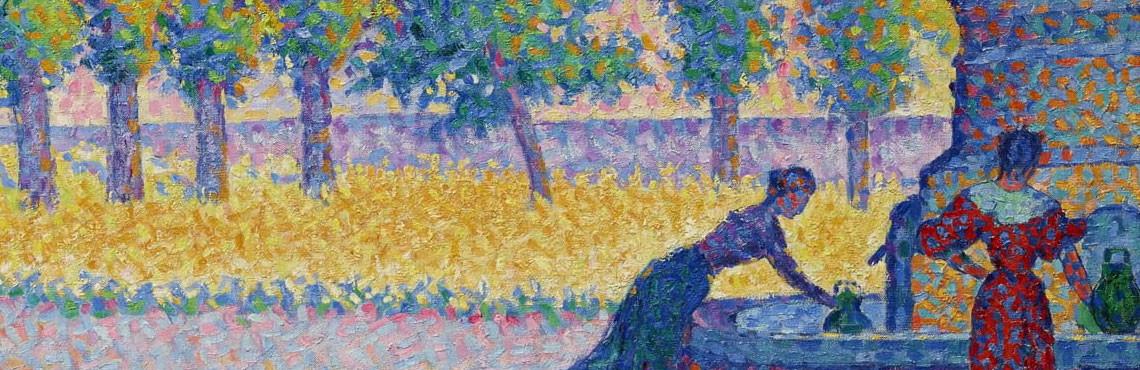 Exhibition Catalogue Signac and colour harmonies - Musée Jacquemart-André, Paris