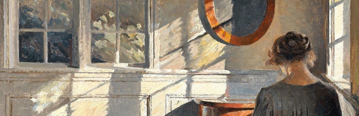Catalogue exposition Hammershoi. Le maître de la peinture danoise