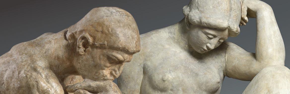 Exhibition Catalogue Rodin-Maillol, face à face