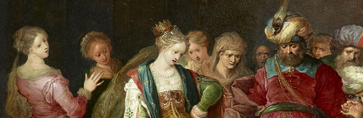 Catalogue exposition La dynastie Francken,  Musée départemental de Flandre, Cassel