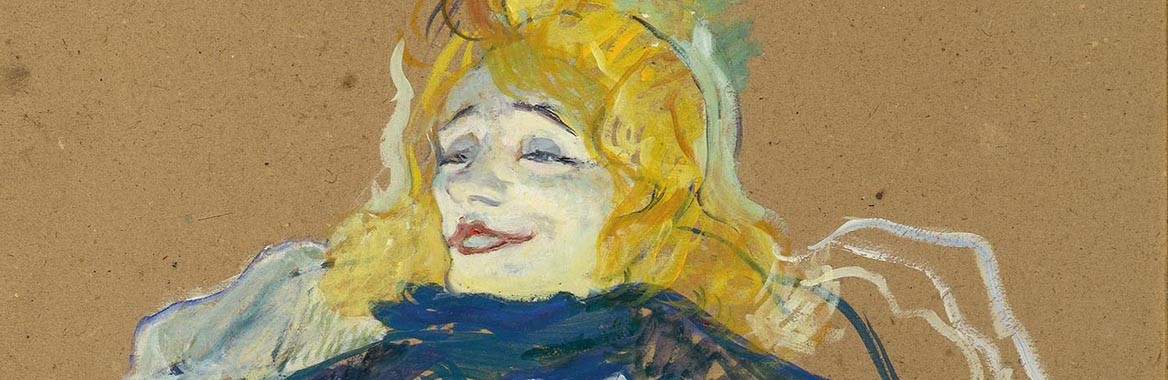 Exhibition Catalogue Toulouse-Lautrec at the Grand Palais, Paris