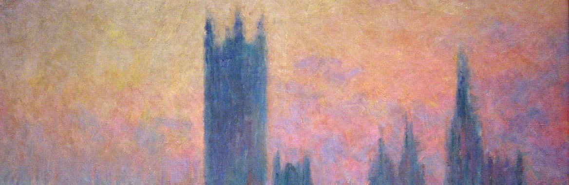exhibition catalogue Impressionists in London