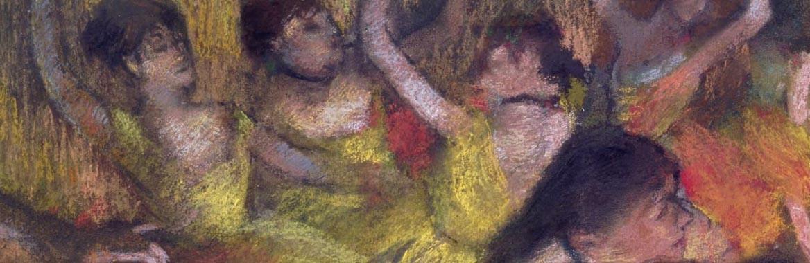 Exhibition Catalogue Edgar Degas at the Opera, musée d'Orsay
