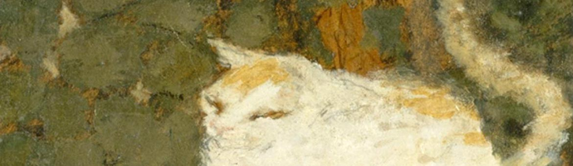 Catalogue Between dogs & cats. Bonnard and animality