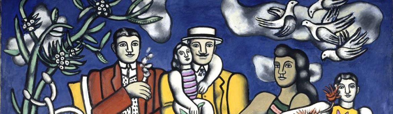 Cataloque exposition Fernand Léger. Le Beau est partout