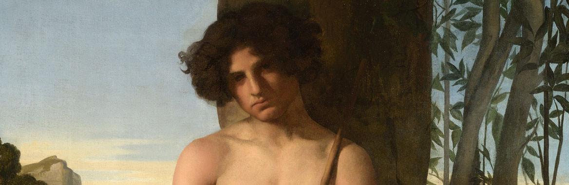 exhibition catalogue Les Flandrin, artists & Brothers, Musée des Beaux-Arts de Lyon