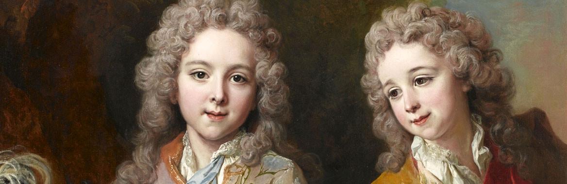 exhibition catalogue Portraits en majesté - Musée d'art Hyacinthe Rigaud, Perpignan