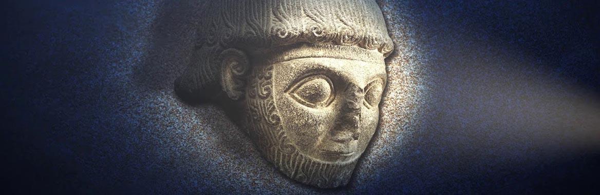 Catalogue exposition Royaumes oubliés. Empire hittite et  Araméen - Louvre, Paris
